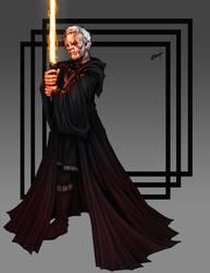 Overseer, clone of Obi-Wan Kenobi by Shoguneagle