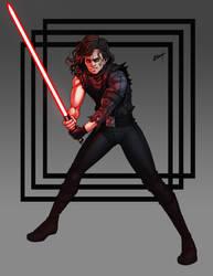 Starkiller, clone of Anakin Skywalker by Shoguneagle