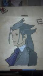 Xehanort from Kingdom Hearts 2 by JulietTenten