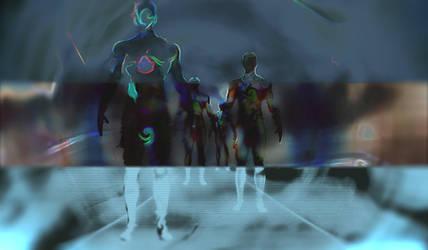 Arrival of the overseers - Alternative Version by MultiLock