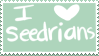 Seedrian Stamp by MaddieBat