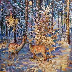 original paintings for sale , Leon Devenice by leondevenice
