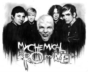 My Chemical Romance by sacrificingsanity
