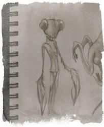 Mantis Priest by UnitiveOdolwa