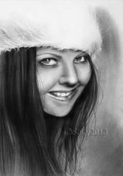 Portrait by sheeroo3