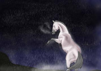 Crysis Rain by Rina-glxy