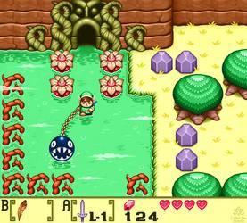 Zelda: Link's Awakening Remake DX by JDavis1186