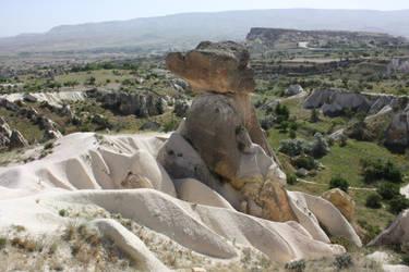 Cappadocia... by MaeraFey