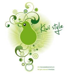 Kiwi poster 02 by KiwiStyle
