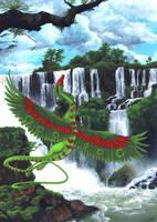 Iguazu by ElorenArt