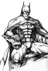 Batman by MKage