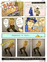 The Amazing Dio Brando by MKage