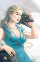 Mother of Dragons by MKage