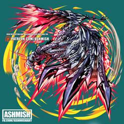 Valphalk by ashmish