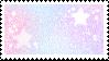 pastel stars by phlogistinator