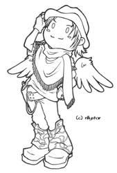 Daishi Chibi Fan Art by rillystar