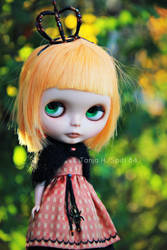 Camille, Neo Blythe Simply Mango by spiti84