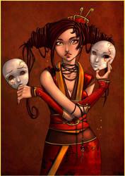 L'Artiste by Chpi
