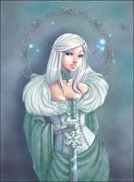 Vassilissa_ frozen beauty by Chpi