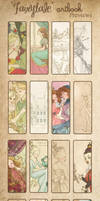 Fairytale artbook : previews by Chpi