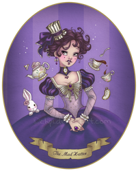 The Mad Hatter by Chpi