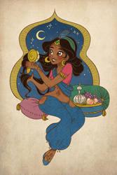 Jasmine by Chpi