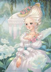 Les jardins de la Reine by Chpi