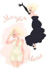 Marylin by Chpi