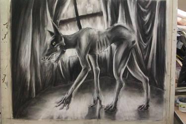 Black Dog: 4 V.S. The World by KittTheKat