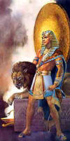 Pharaoh by g-barr
