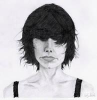 PJ Harvey by shwayday