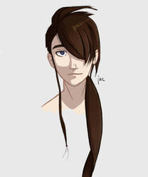 Leiv portrait by smoljae