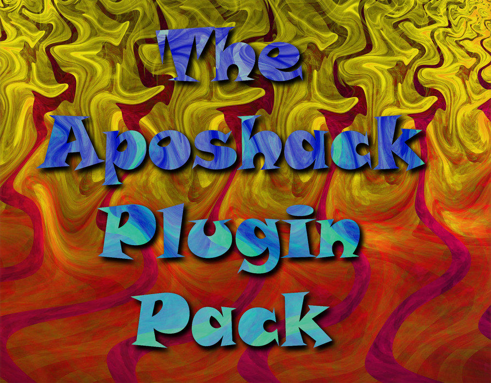 The Aposhack Plugin Pack by phoenixkeyblack
