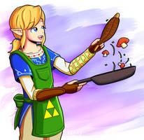 Chef Link by ArtArtzy