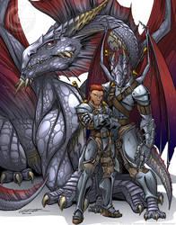 Dragon Stages by GarthFT