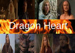 Dragon Heart by TheNewFireDancer
