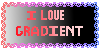 I love gradient stamp by CatzyTheCoffeeBean