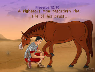 Proverbs 12:10 by WhiteVolt