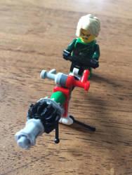LEGO minigun  by liamfophotography