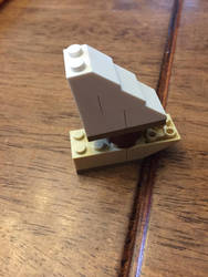 Mini LEGO boat by liamfophotography