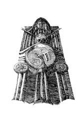 Horologium by kraftdorian
