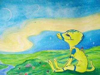 Dreamer by Shpongolian