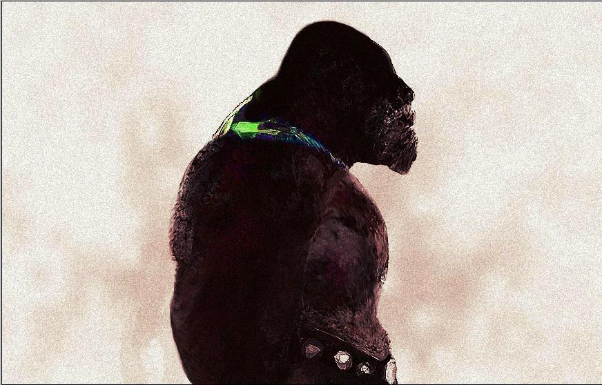 Monkeyman by NO-PAINT-NO-GAIN