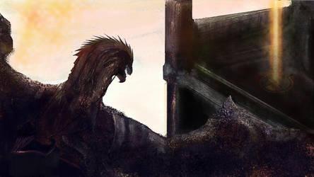Dragon by NO-PAINT-NO-GAIN
