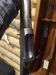 Martini-Enfield: Receiver and barrel, top side by cmmdrsigma