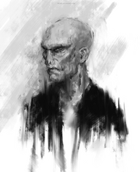 Lord Voldemort by blvnk-art