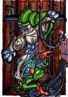 The Return of Tink by artificialgekko