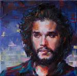 Jon Snow by BozhenaFuchs