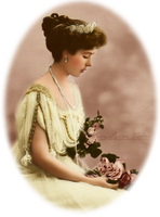 Princess Margaret of Connaught by MissyLynne