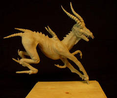 Zombie Gazelle 1 by Tai-Shou-Tsubasa